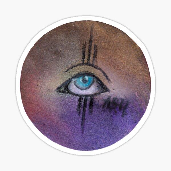 eye only Sticker