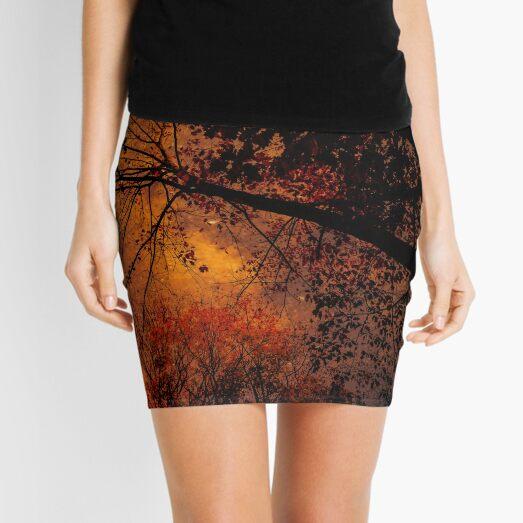 Autumn rush Mini Skirt