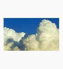 TOWERING CUMULUS CLOUD Photographic Print