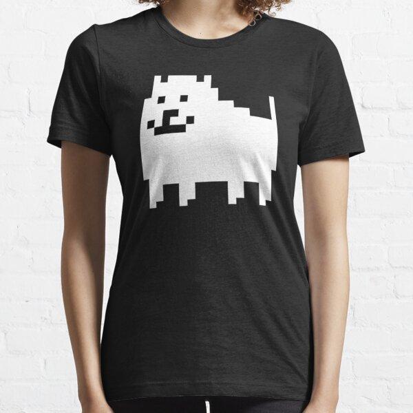 Chien ennuyeux - Undertale T-shirt essentiel