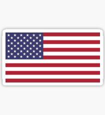 Amerikanische Flagge Sticker