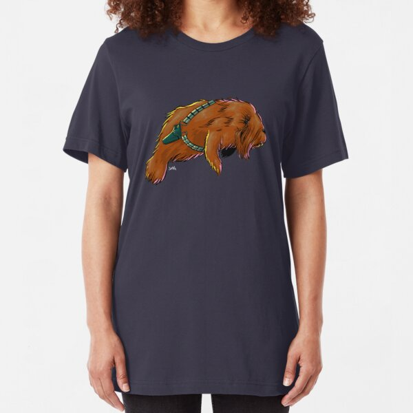 Chewy Manatee 2 Slim Fit T-Shirt