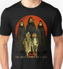 Cult of the Great Pumpkin: Trick or Treat Unisex T-Shirt