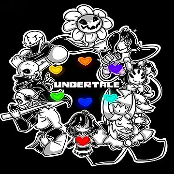 Undertale - Team by Nitemare