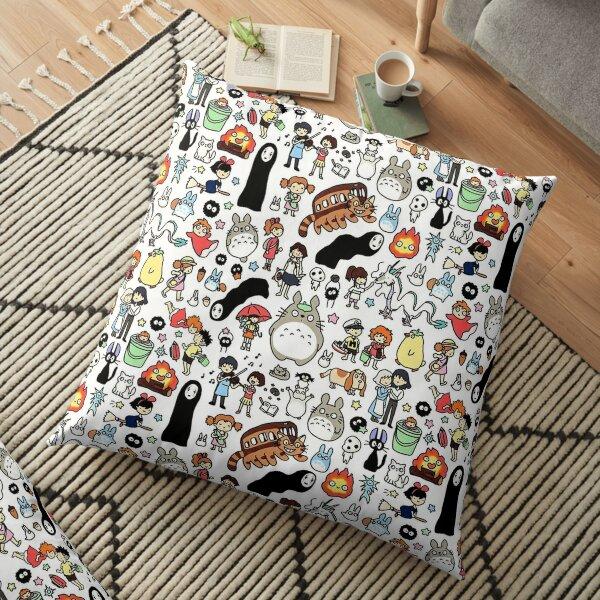 Mini Floor Pillow