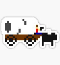 Super Amazing Wagon Adventure - Default Wagon Sticker