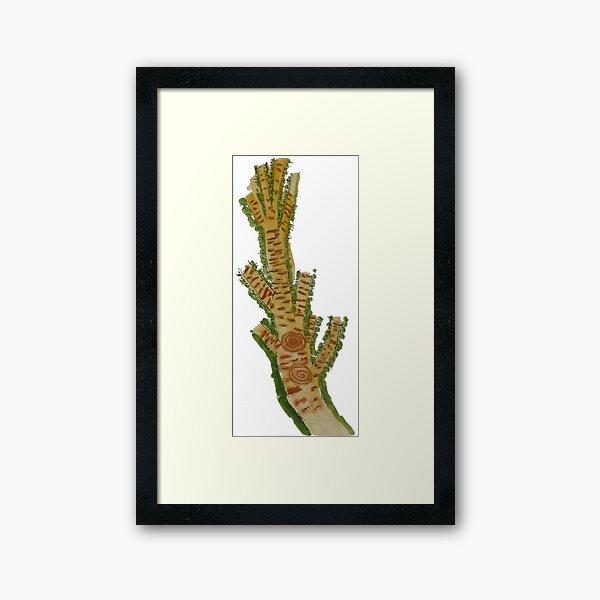 Whispering Tree Framed Art Print