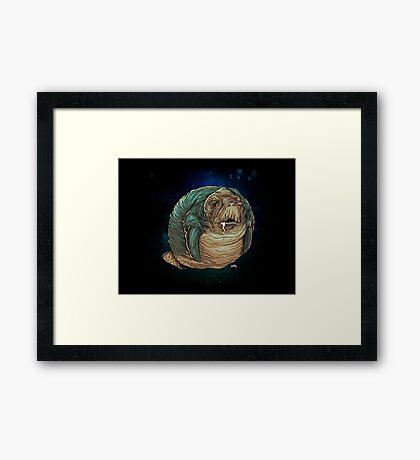 J Hutt Framed Print