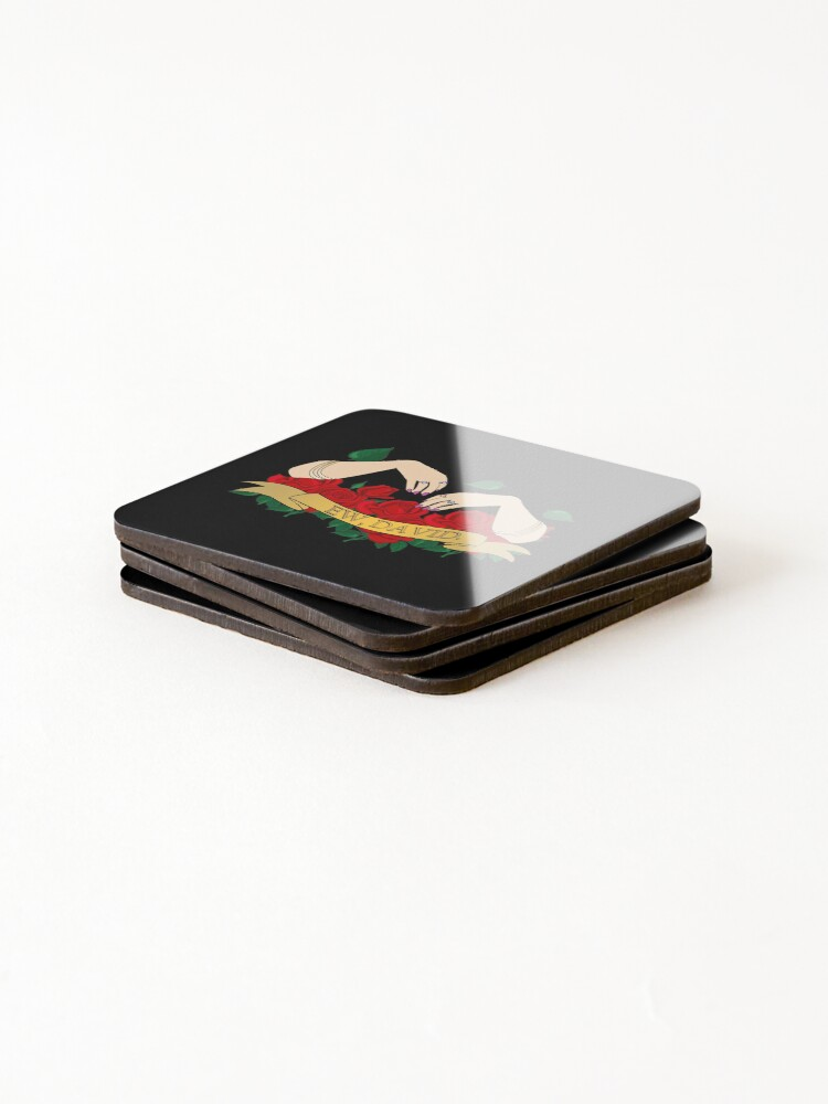 Alternate view of Ew David Coasters (Set of 4)