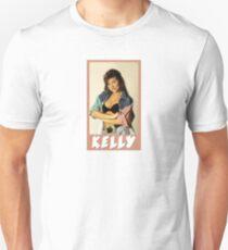 Kelly Kapowski Saved by the Bell Unisex T-Shirt