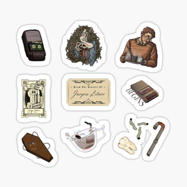 Le pack d'autocollants Ultimate Archives Magnus Sticker
