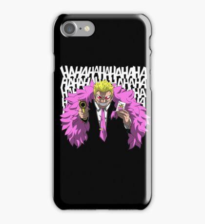 The Mugiwara Joke iPhone Case/Skin