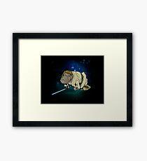 L. Seawalker Framed Print