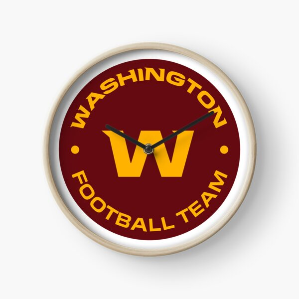 BEST TO BUY - Washington Football Team Clock