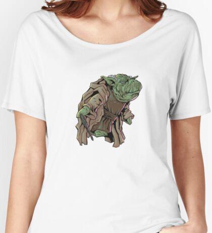 Yoda 2 Women's Relaxed Fit T-Shirt