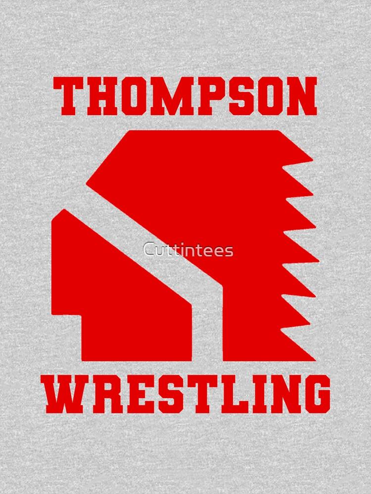 Thompson Wrestling / Vision Quest / Matthew Modine by Cuttintees