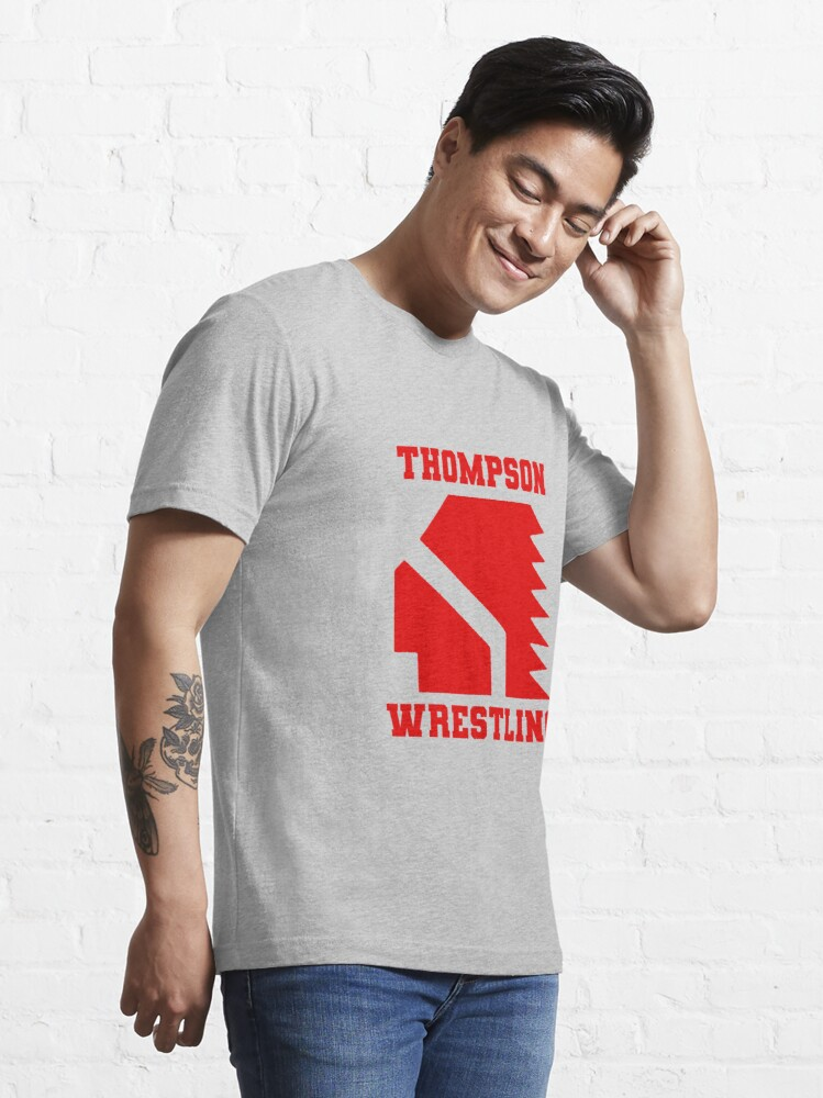 Alternate view of Thompson Wrestling / Vision Quest / Matthew Modine Essential T-Shirt