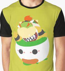 Smash Bros - Bowser Jr. Graphic T-Shirt