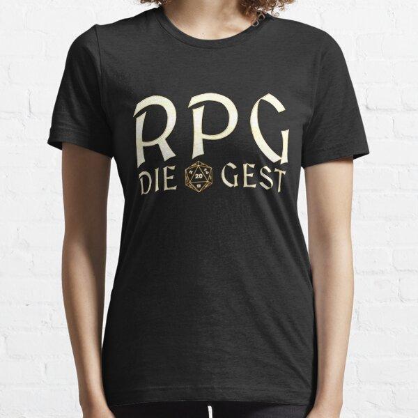 RPG Die Gest  Essential T-Shirt