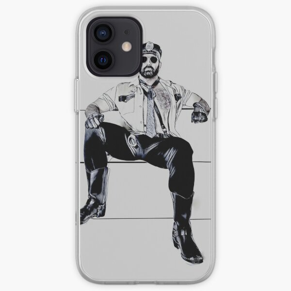 Tony of Finland 3 iPhone Soft Case