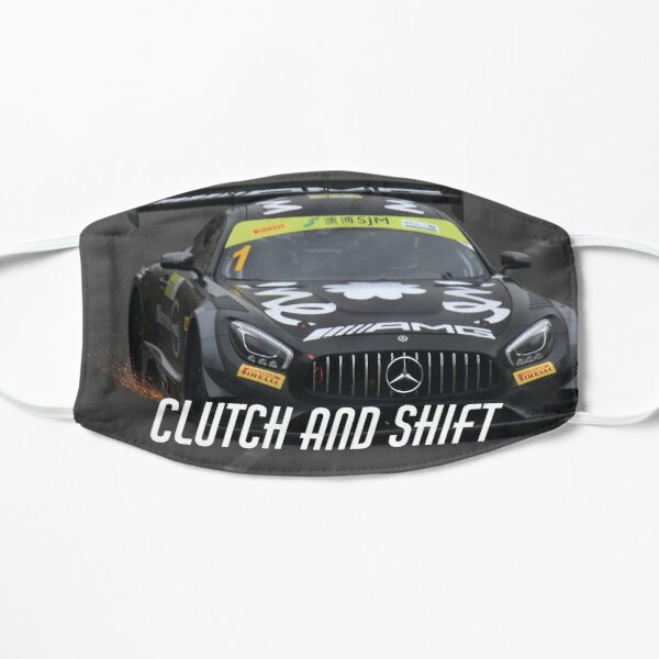 Mercedes AMG F1 - Clutch and Shift! Mask