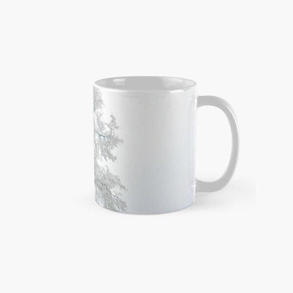 Tree in Winter Classic Mug