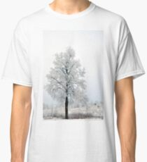 Tree in Winter Classic T-Shirt