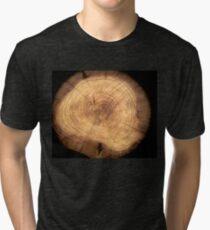 Inside a cypress Tri-blend T-Shirt