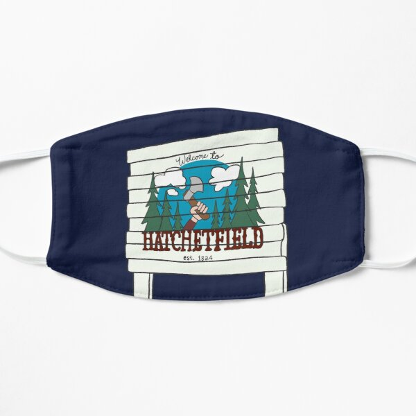 Hatchetfield Sign  Mask