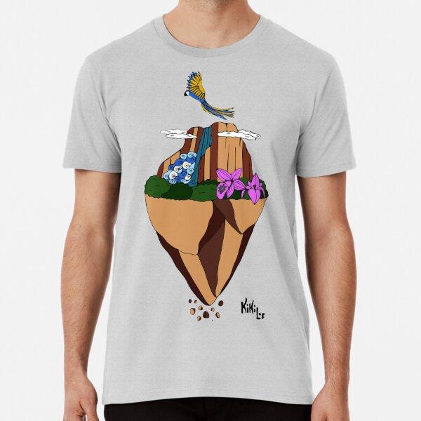 Salto Angel Flotante Camiseta premium