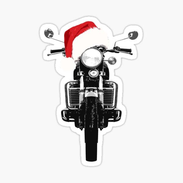 Suzuki GT750 Christmas Sticker