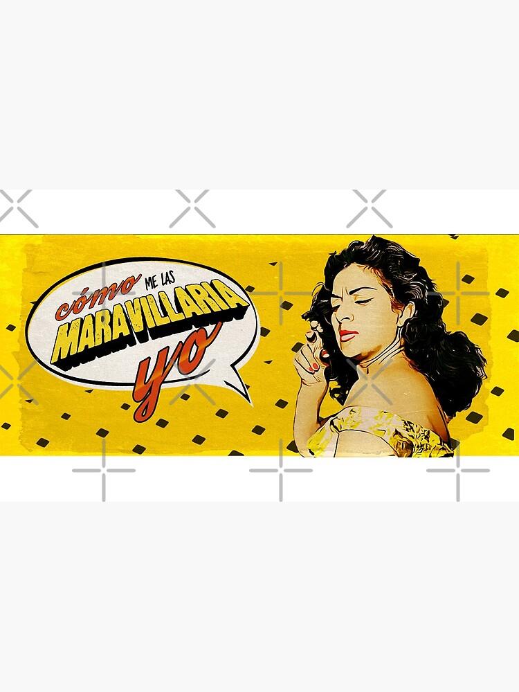 Lola Flores Cómo me las maravillaría yo Comics Vintage de danimota