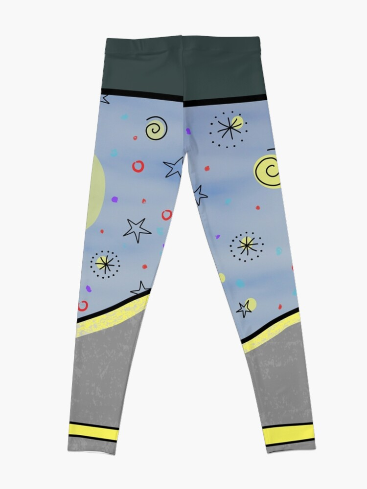 Alternate view of Starry Starry Night Leggings