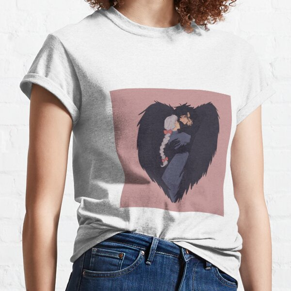 Howl and Sophie in Love Classic T-Shirt