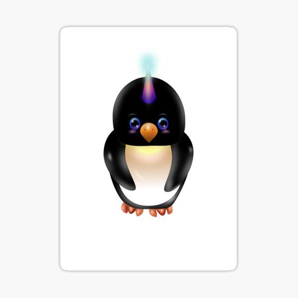 Unipenguin Sticker