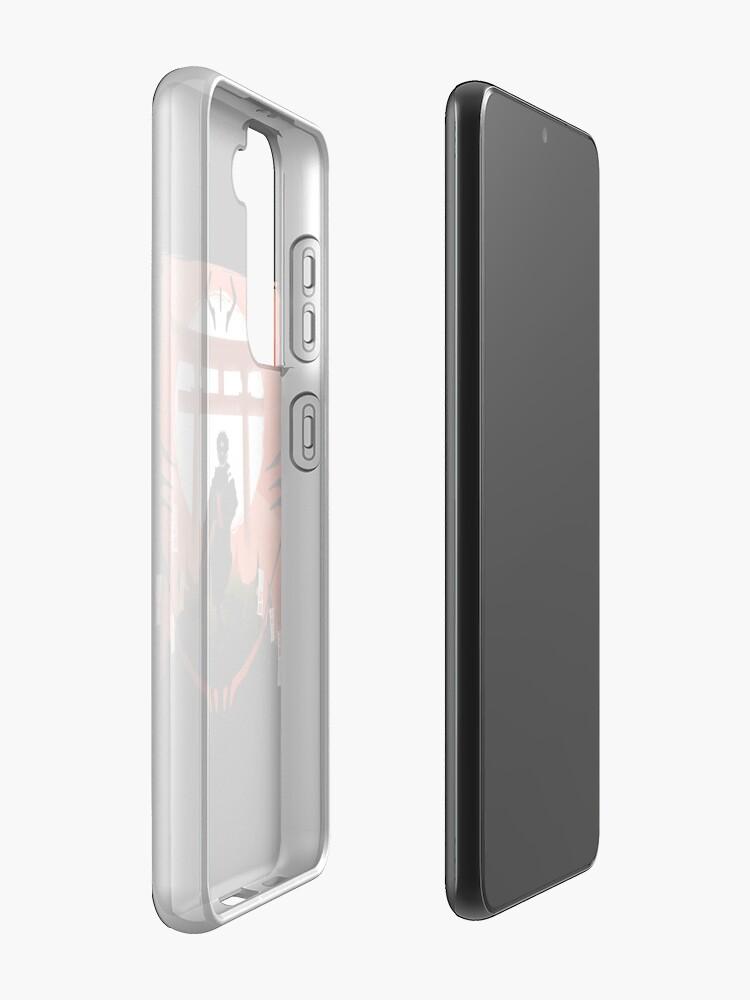 Alternate view of Sukuna Case & Skin for Samsung Galaxy