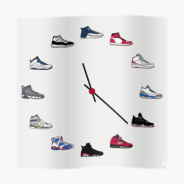 Basketball Shoes Posters | Redbubble