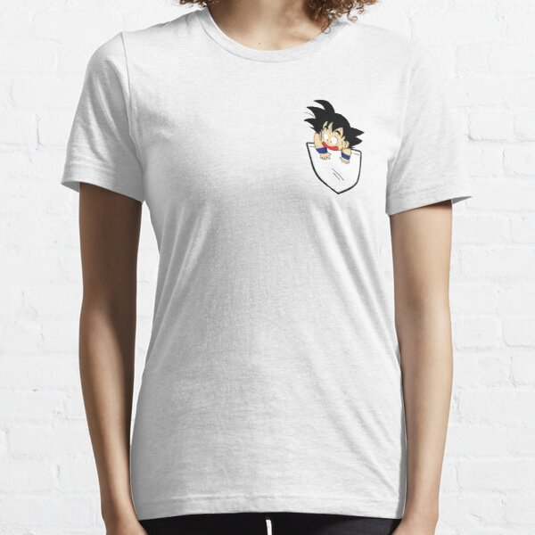 Goku Pocket Camiseta esencial