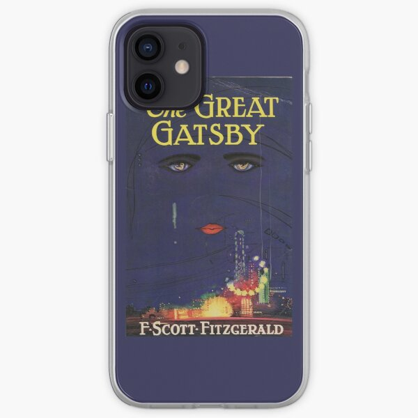 Gatsby iPhone Soft Case