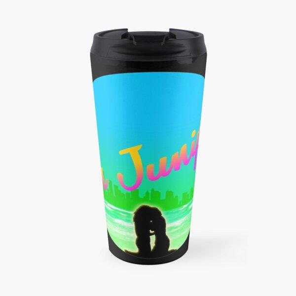 San Junipero Travel Mug