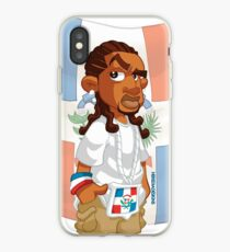 Dominican - Trenzas iPhone Case