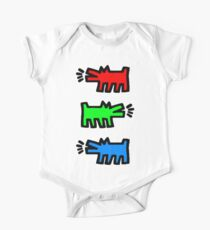 "HARING - RGB "" Red Green Blue"" Kids Clothes"