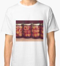 Plumcot Preserves Classic T-Shirt