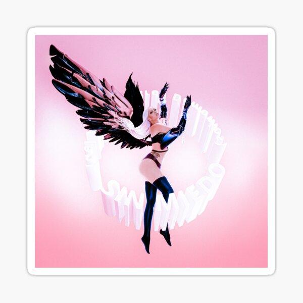 Kali Uchis Sin Miedo Album Art Sticker