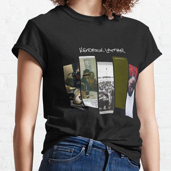 Kendrick Lamar Discography Classic T-Shirt