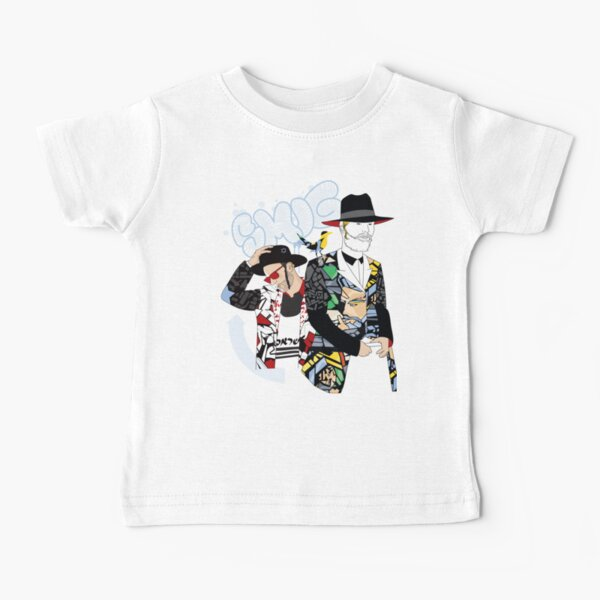 Jewish on Graffiti Baby T-Shirt