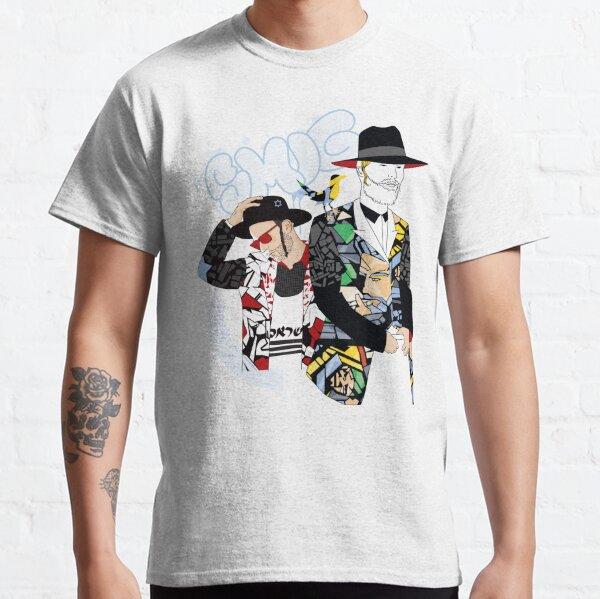 Jewish on Graffiti Classic T-Shirt