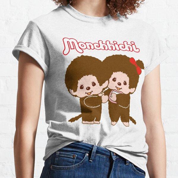 Monchhichi with logo Classic T-Shirt