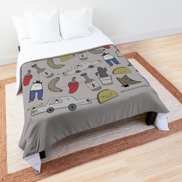 Howdy! Comforter