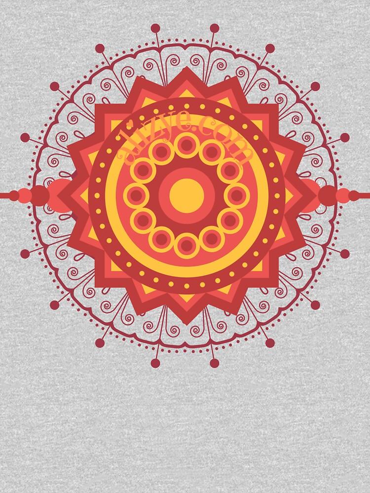 Mandala by alizye